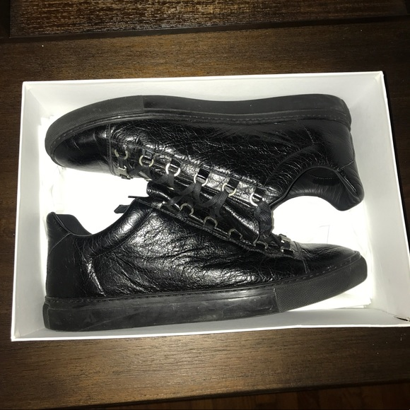 b7b5ae56f46b Balenciaga Other - 100% Authentic Balenciaga Arena Sneakers in Box